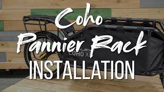 Burley Coho Pannier Rack | Installation