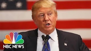 President Donald Trump Speaks at Small Businesses Event at White House   NBC News
