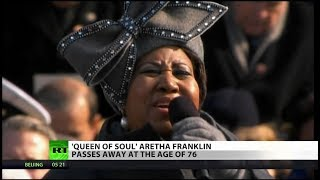 Aretha Franklin: Larry King Remembers the 'Queen of Soul'