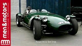 Ronart W152 Test Drive
