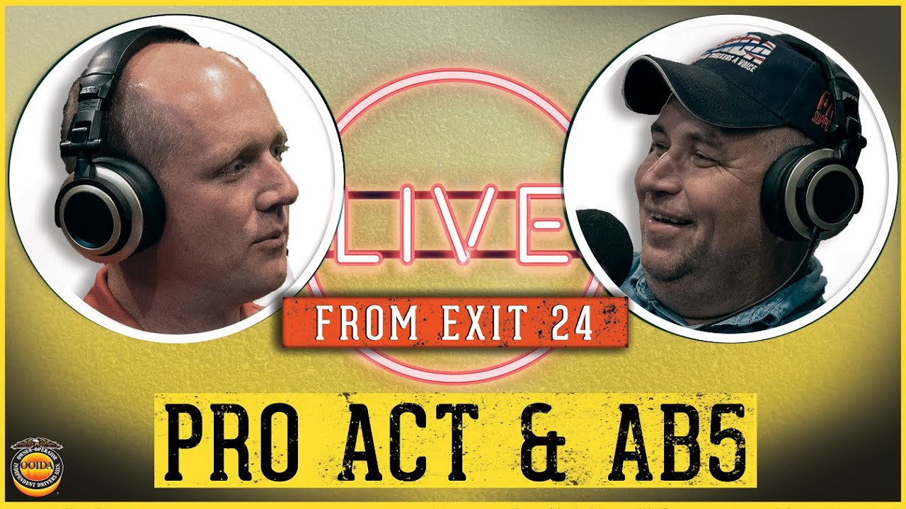 Download Live From Exit 24 - May 19, 2021 PRO Act & AB5