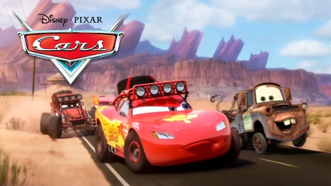 cars 3 2 1 english mini movie 3 of 6 lightning mcqueen mater friends youtube. Black Bedroom Furniture Sets. Home Design Ideas