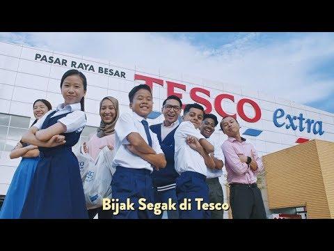 Bijak Segak - Kembali Ke Sekolah bersama Tesco