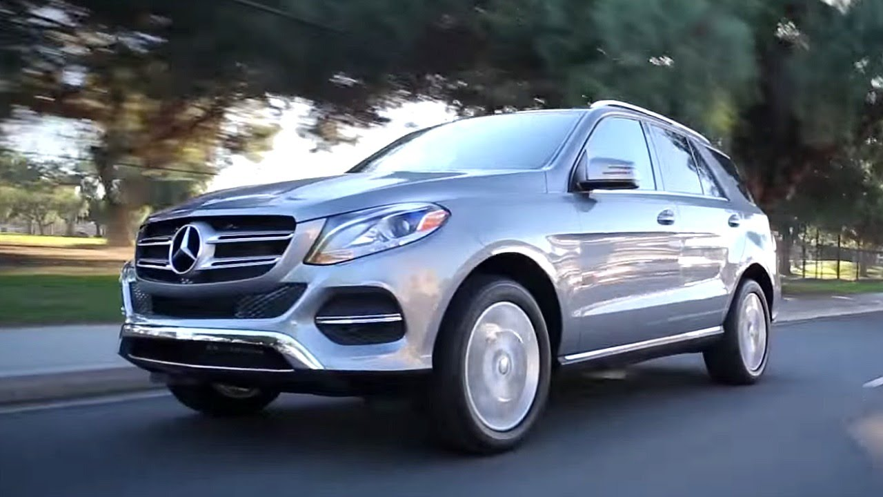2017 Mercedes Benz Gle Review And Road Test Youtube