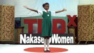 Finding your inspiration to author | Bonita Murungi Arinaitwe | TEDxNakaseroWomen