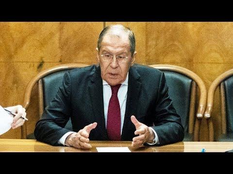 Новые санкции? Россия недоумевает   ГЛАВНОЕ   13.02.19