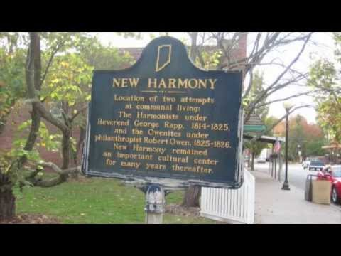 New Harmony Indiana: An Attempted Utopia | NHD Group Documentary