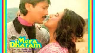 Dhoondhti Hai Tujhe.Mera Dharam1986.Asha Bhosle. Manhar Udhas.Bappi Lahri.Jaiky Shroff.Amrita Singh