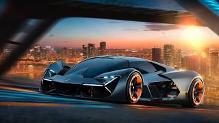 Lamborghini of the Future The Terzo Millennio смотреть