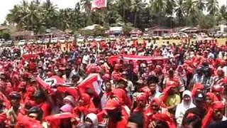 "Kampaye Partai Aceh ""Imum John"""