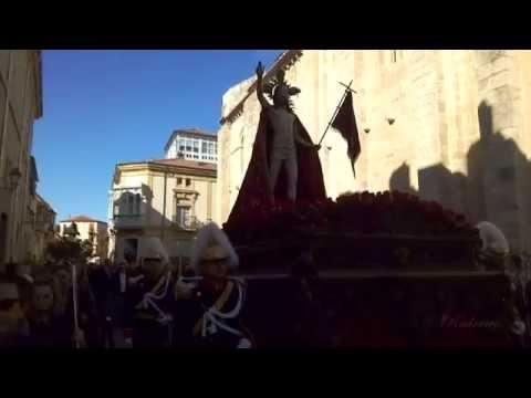 Jesús Resucitado Semana Santa Zamora