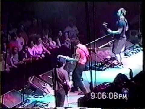 Pearl Jam - Corduroy -  Live -  July 5th 1998 Dallas TX.