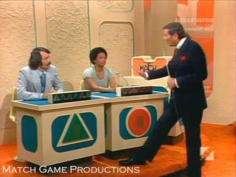 Match Game 77 (Episode 945) (You Want A Commercial?) - YouTube