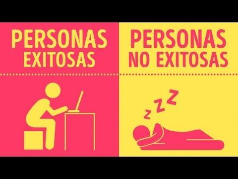 15 Hábitos De Las Personas Exitosas