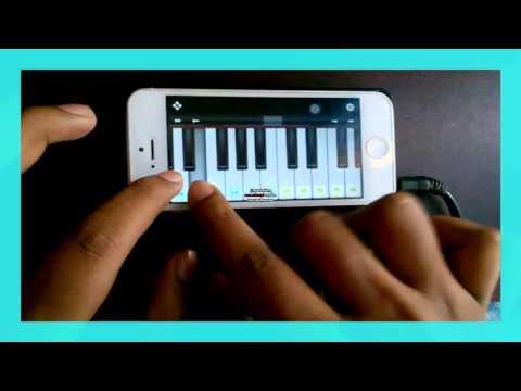 Humari Adhuri Kahani songs Mobile Piano cover by N.S