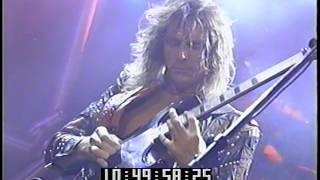 Judas Priest All Guns Blazing Live 1991