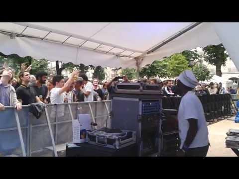 Jah Observer - Fête de la musique @ Gaité lyrique - Paris