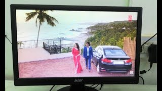 Budget 18 5 inch HD LED Monitor Acer E1900 Review amp Testing