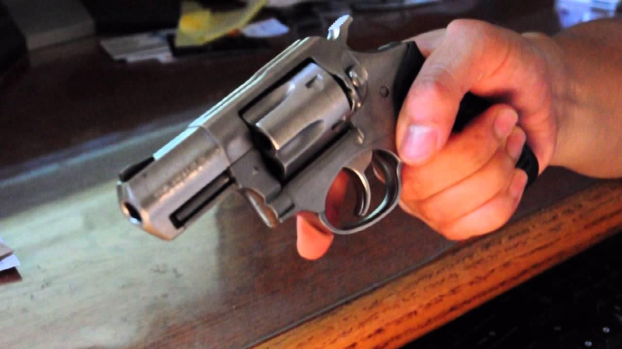 Ruger Sp101 357 Magnum Revolver Review