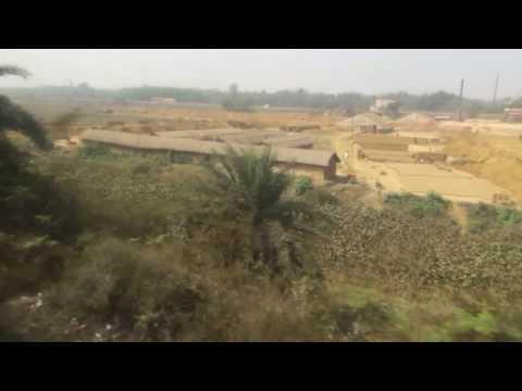 Crossing Odisha-WestBengal Border By Train