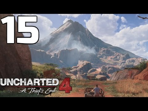 Madagaskar-Safari! - Uncharted 4 (Schwer) #15! [Deutsch/HD] - A Thief's End!
