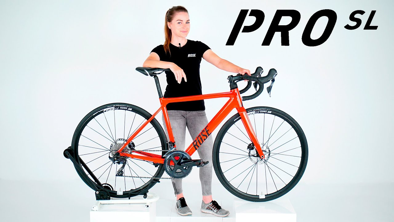 The new roadbike ROSE PRO SL