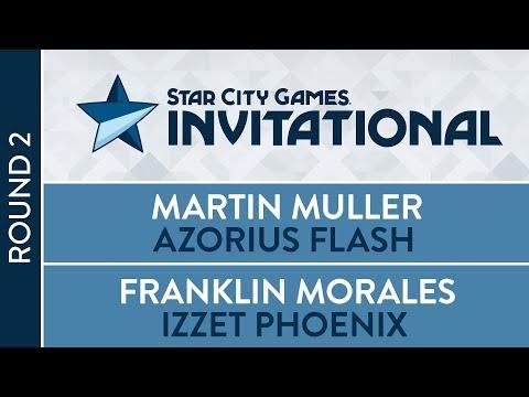 SCGCON: Round 2 - Martin Muller VS Franklin Morales [Pioneer]