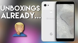So I think I know... everything about the Pixel 3 Lite