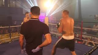 West Berks White Collar Boxing Josh Whorriskey Vs Nick Meadham