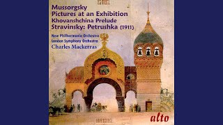 Petrushka: Part IV: The Shrovetide Fair (near evening) - Dance of the Wet Nurses - Dance of the...