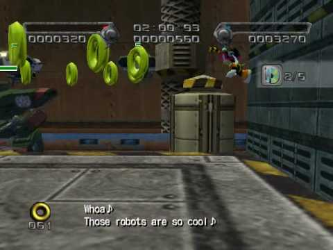 Shadow the Hedgehog - Prison Island(Hero): A-Rank