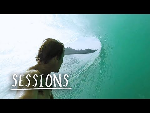 SURF SESSIONS: Traveling Indonesia for heavy swells.