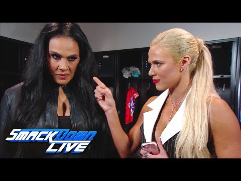 Thumbnail: Lana has Tamina ready to demolish the competition: SmackDown LIVE, Aug. 22, 2017