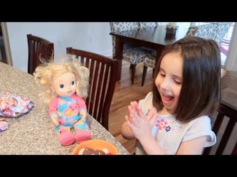Thumbnail: Baby Alive Birthday Party!