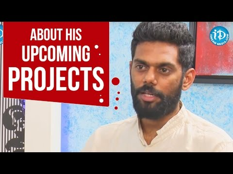 Achu Rajamani About His Upcoming Projects || Talking Movies with iDream