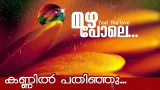 Kannil Pathinju.. | New Malayalam Album Song | Mazha Pole [ 2015 ]
