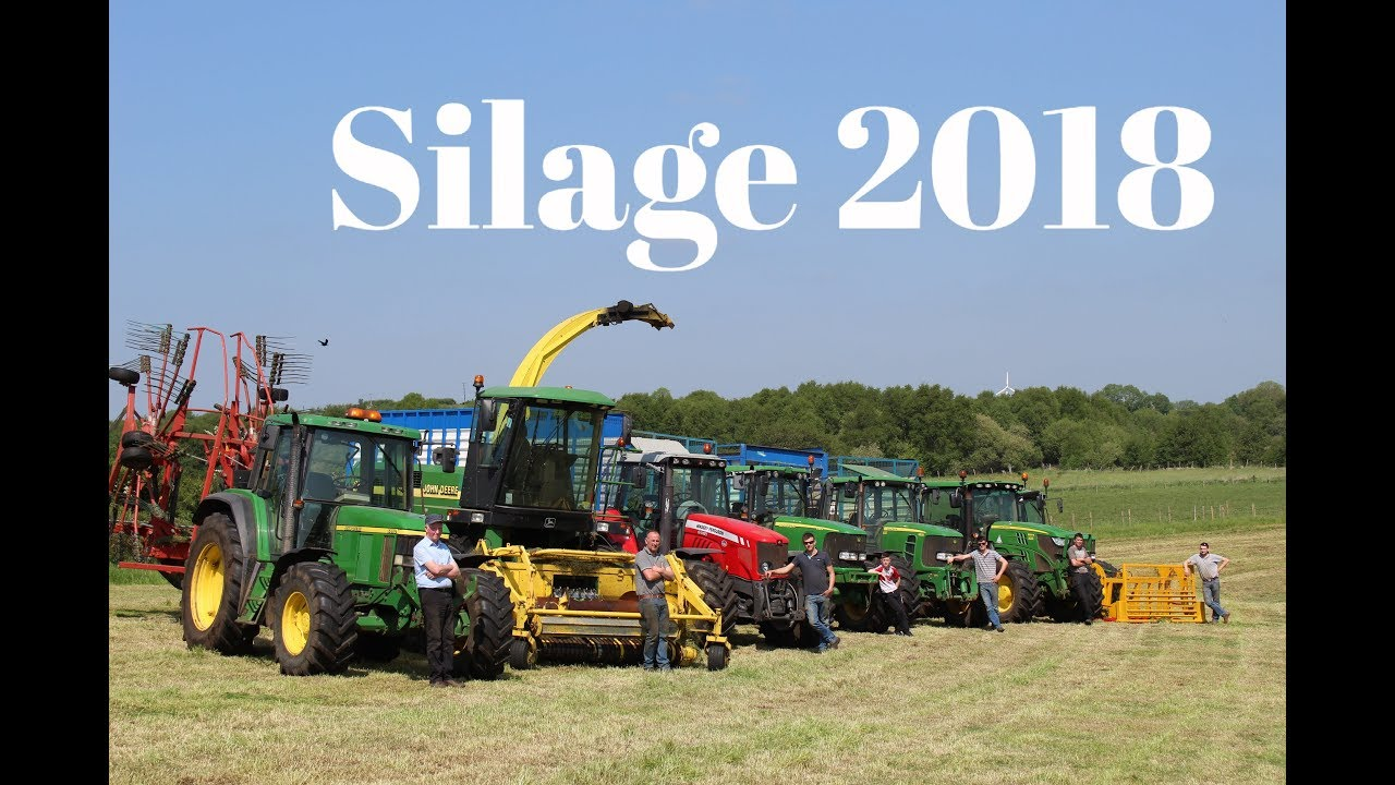 Download Terance Birt Tractors - Silage 2018