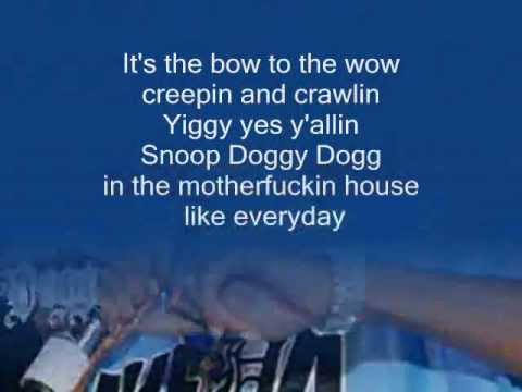Snoop Dogg - Who am I ( what's my name ?) lyrics