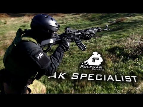 AK Specialist | Tactical Shooting Drill - M70ab2 & P226