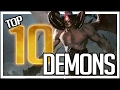 MTG Top 10: Demons