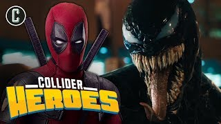 Venom & Deadpool 2 Trailer Breakdowns - Heroes