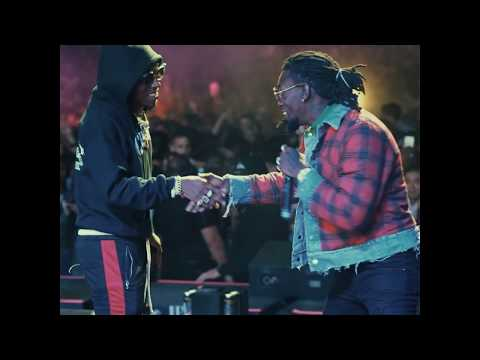 Offset & Takeoff - Roll in Peace (Remix) ft. XXXTENTACION (Culture 2)
