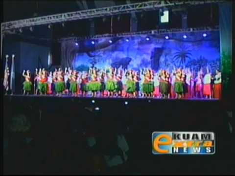 Guam group performs for FESTPAC