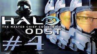 Halo 3: ODST - The Master Chief Collection #4 (Fritz) - Den Fahrstuhl nehmen wir nicht (60 FPS)