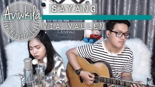 Gambar cover Via Vallen - Sayang (Aviwkila Cover)
