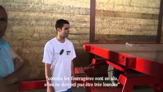 Noël et Pierre Duquenne donnent leur avis sur le plateau L'Artésienne !