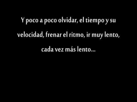 Julieta Venegas - Lento (Subtitulado)