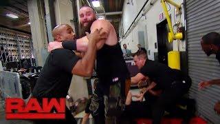 Braun Strowman wreaks havoc backstage: Raw, Jan. 15, 2018 thumbnail