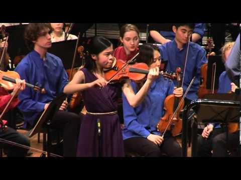 Max Bruch - Scottish Fantasy E-flat major, Op.46 - Josephine Chung - Q Y S