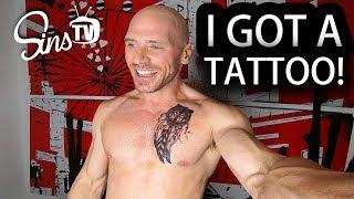 I Got a Tattoo!